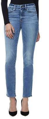 Good American Good Straight Jeans - Blue087