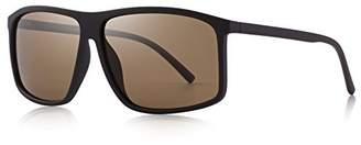 OLIEYE Men's Polarized Sunglasses For Driving Oversized Rectangular Sun glasses O8511