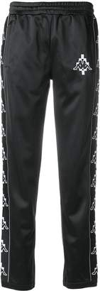 Marcelo Burlon County of Milan Kids X Kappa print track pants