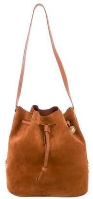 Sophie Hulme Gibson Suede Bucket Bag