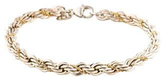 Tiffany & Co. Rope Chain Bracelet