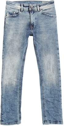 Diesel Stretch Cotton Denim Jeans