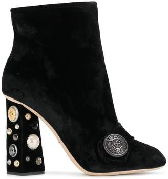 Dolce & Gabbana Jackie boots