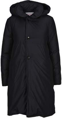 Comme des Garcons Hooded Down Coat