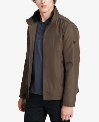 Calvin Klein Men Lightweight Stand-Collar Jacket