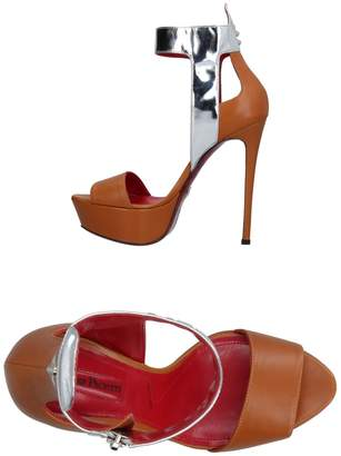 Cesare Paciotti Sandals - Item 11386381