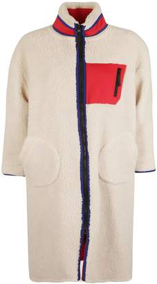 Sjyp Reversable Fur Coat