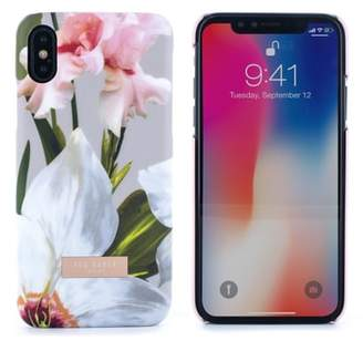 Ted Baker Sid Chatsworth Bloom iPhone X Case