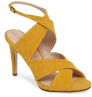 Women's Sole Society Esme Cross Strap Sandal $89.95 thestylecure.com