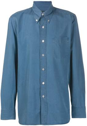 Tom Ford relaxed-fit shirt