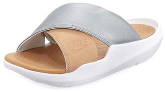 Nike Benassi Future Cross Ergonomic Slide Sandal