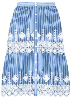 Miguelina 3/4 length skirt