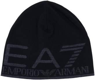 Emporio Armani Ea7 Train Visibility Acrylic Beanie