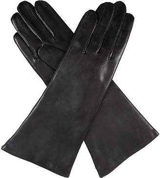 Dents Helene cashmere-lined leather gloves