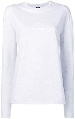 MSGM basic jersey