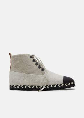 J.W.Anderson Espadrille Ankle Boots