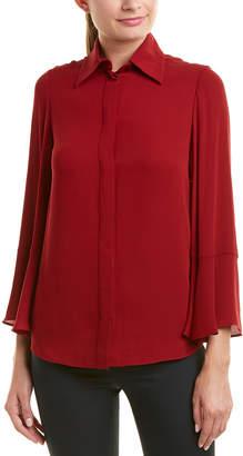 Valentino Camicie Silk Top
