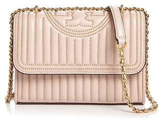 9047b5a0a7af Tory Burch Fleming Small Stud Convertible Shoulder Bag