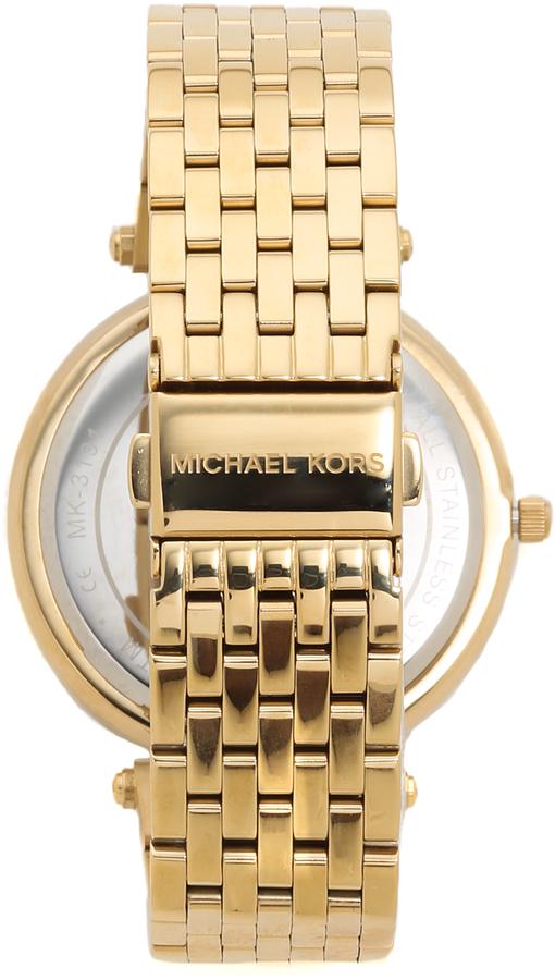 Michael Kors Darci Glitz Watch