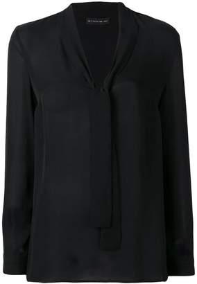 Etro bow tie detail blouse