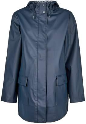 Dorothy Perkins Womens **Maternity Navy Raincoat