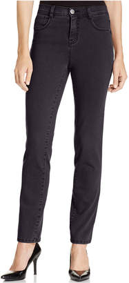 Style&Co. Style & Co Petite Tummy-Control Slim-Leg Jeans