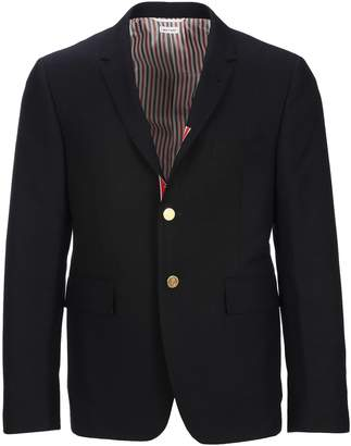 Thom Browne Monopetto 2 Bottoni Placket
