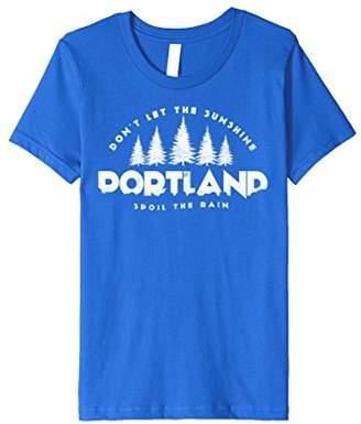 Don't Let The Sunshine Spoil The Rain Premium T-Shirt