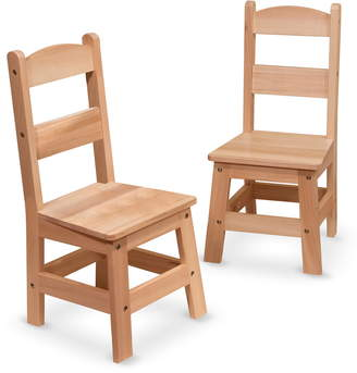 Melissa & Doug Wooden Chairs