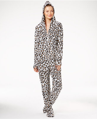 Jenni by Jennifer Moore Hooded and Footed Pajamas, Only at Macy's $59.50 thestylecure.com