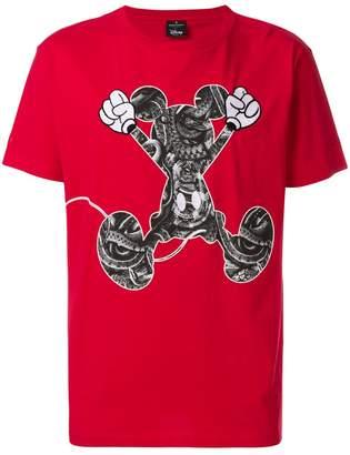 Marcelo Burlon County of Milan Mickey Mouse T-shirt