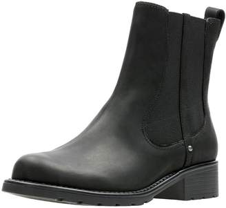 Clarks Orinoco Club Chelsea Ankle Boot - Black