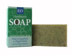 EO Pink Grapefruit Exfoliating Soap Bar