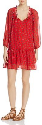 Beltaine Floral Peasant Dress $188 thestylecure.com