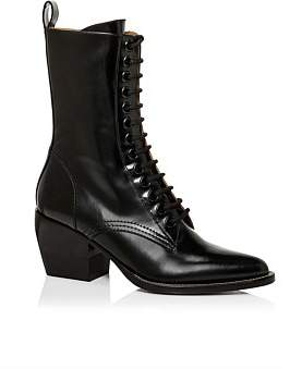 Chlo Rylee Lace Up Ankle Boot