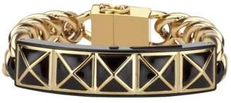 Rebecca Minkoff Gold Notification Bracelet