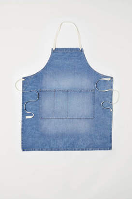 H&M Denim Apron - Denim blue