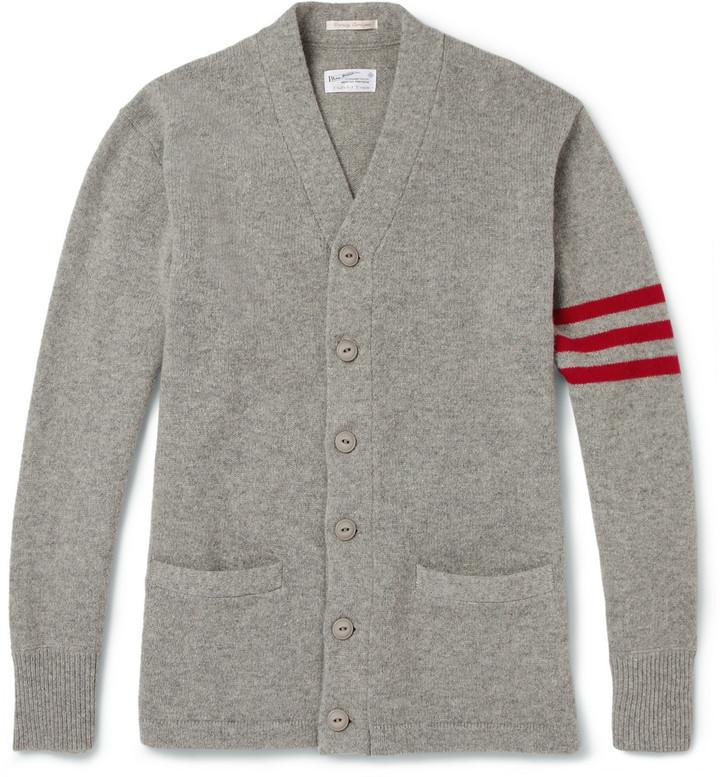 Gant Varsity Wool Cardigan