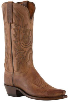 Women's Lucchese Bootmaker Savannah 7 Toe Cowgirl Boot