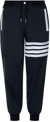 Thom Browne Stripe Panel Sweatpants
