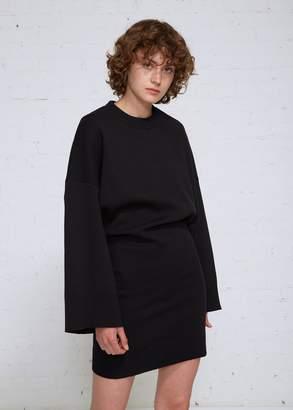 Paco Rabanne Oversized Knit Dress