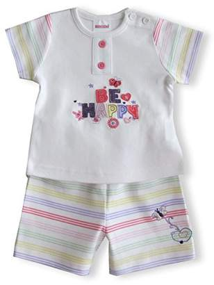 Schnizler Baby Girls Clothing Set - Multicoloured - 0-3 Months