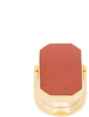 Julia Davidian Jasper ring