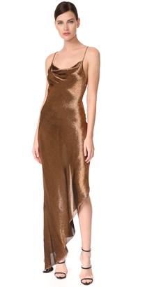 Juan Carlos Obando Asymmetrical Cocktail Dress $1,195 thestylecure.com