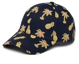 Wesc Holiday Pineapple Snapback Cap