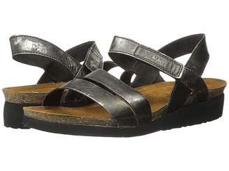 25c347647d4e Naot Footwear Metallic Leather Women s Sandals - ShopStyle