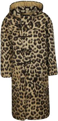 R 13 Hooded Coat