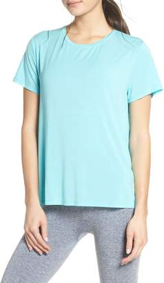 Soul by SoulCycle Keyhole Back Tee