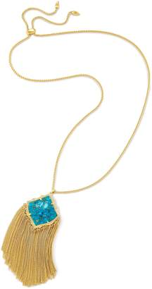 Kendra Scott Kingston Long Pendant Necklace