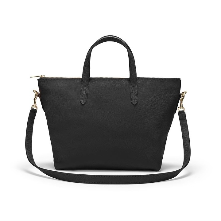 Best Affordable Mid-Range Designer Handbags | Cuyana Medium Carryall Tote Bag